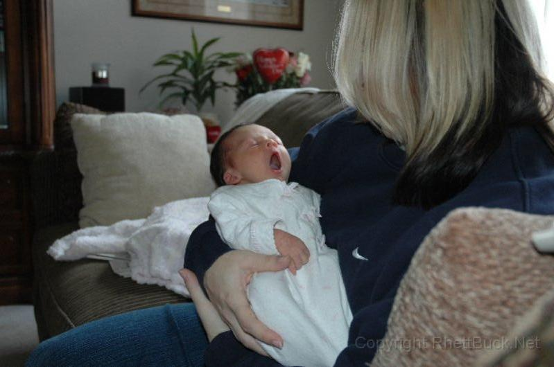 Mommy and Hailey