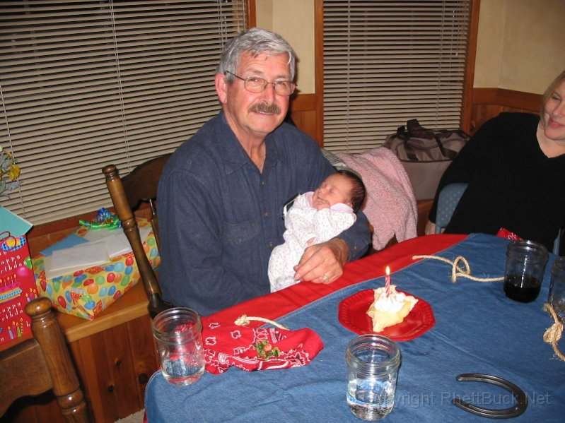 Papa and Hailey