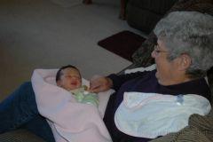Grandma and Hailey