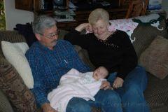 Papa Grandma and Hailey